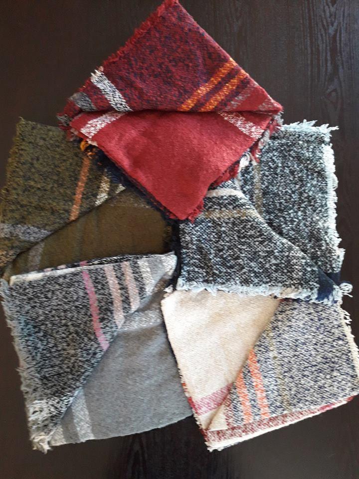 La bufanda o pañuelo