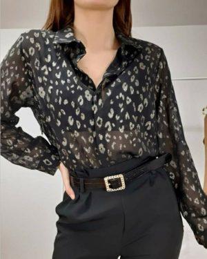 blusa elegant en la moda de Angela